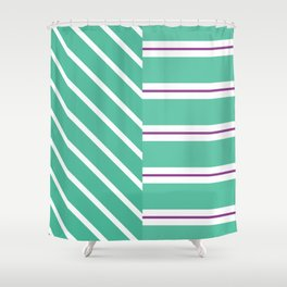 Vanellope von Schweetz Inspired Shower Curtain