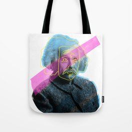 Einstein! Tote Bag