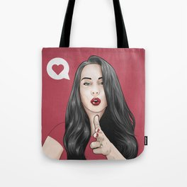 Killer Queen Tote Bag