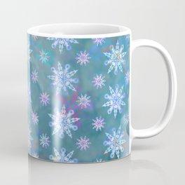 Mela's Sense of Snow Coffee Mug