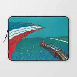Red Arrows, Bournemouth Laptop Sleeve