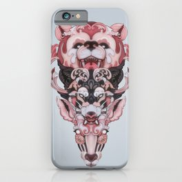 The Law of the Jungle iPhone Case