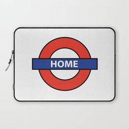 Underground Home Sign Laptop Sleeve