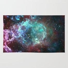 Star field in space Rug