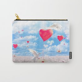 Nameless Romance Carry-All Pouch