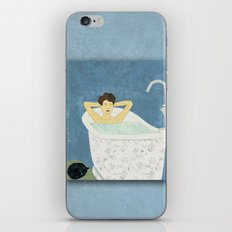 Bathtub Scene iPhone & iPod Skin