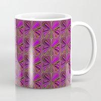 iris Mugs featuring Iris by DesignsByMarly
