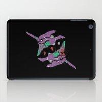 berserk iPad Cases featuring Duplicity of an Eva by Nick Overman