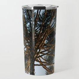 Araucaria branches II Travel Mug