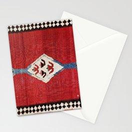 Bijar Antique Kurdish Persian Kilim Print Stationery Cards