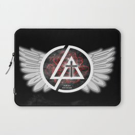 In The End Laptop Sleeve
