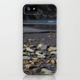 findings at whites bay iPhone Case