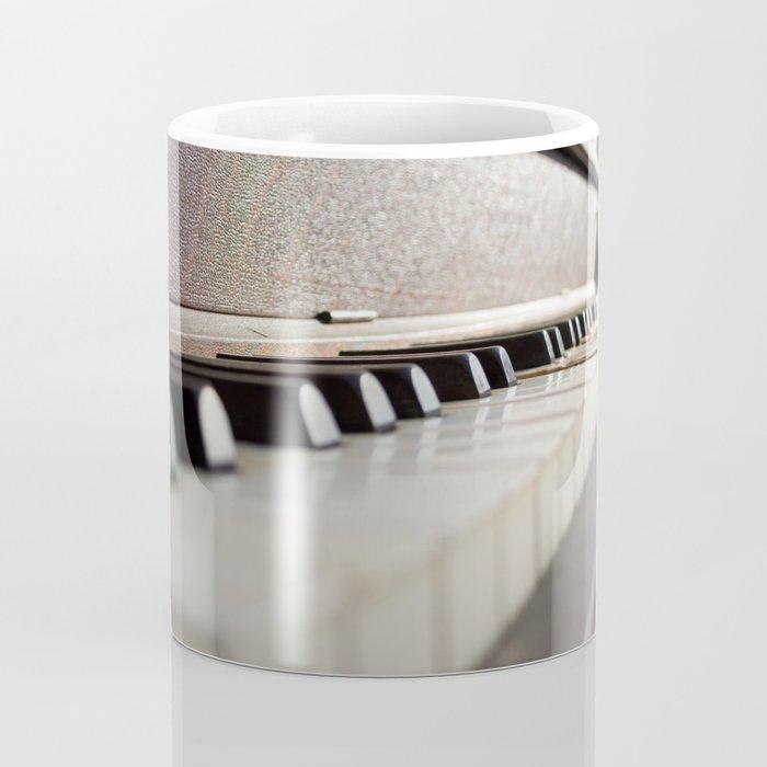 Neglected Piano Coffee Mug