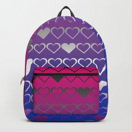 bi ace hearts Backpack