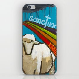 sanctuary iPhone Skin