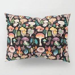 Mushroom heart Pillow Sham