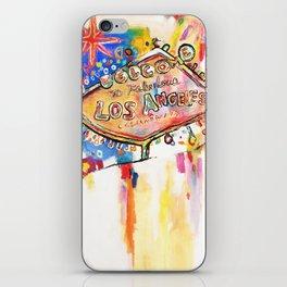 Las Angeles  iPhone Skin