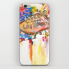 Las Angeles  iPhone Skin