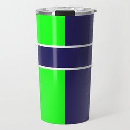 Team Colors...... 6 Lime green /navy Travel Mug