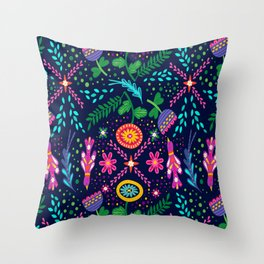 SPRINGFEELING Throw Pillow
