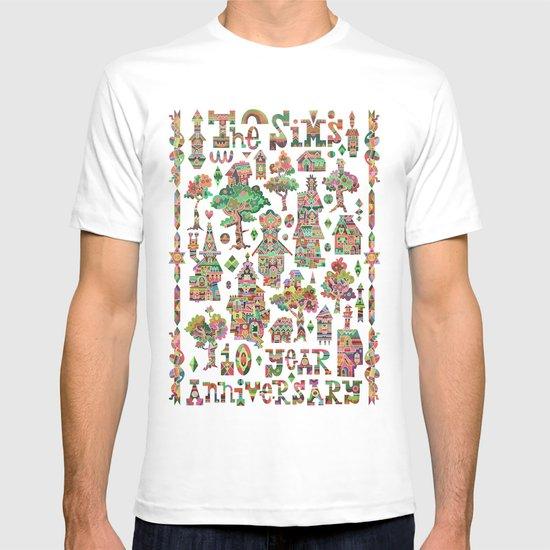 Crystal Hamlet T-shirt
