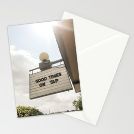 Good Times in Austin Stationery Cards