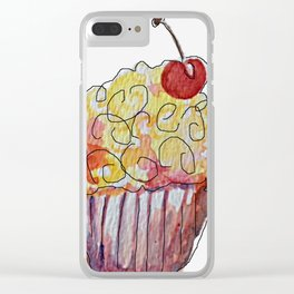 You're a Cupcake Clear iPhone Case