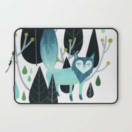 Foxy Forest Laptop Sleeve