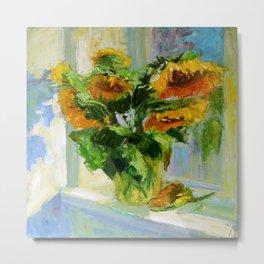 Sunflowers # 3 Metal Print