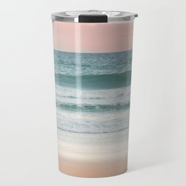 Sand, Sea, and Sky Travel Mug