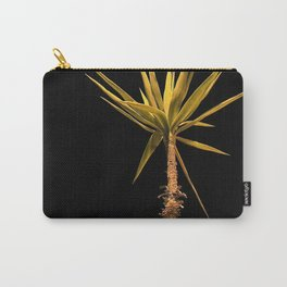 yukka palms in the night Carry-All Pouch