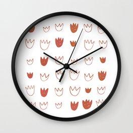 Duck Feet Wall Clock