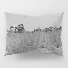Car crash on Malta 1994 Pillow Sham