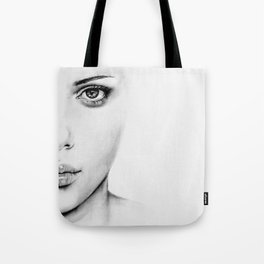 Barely Scarlett  Tote Bag