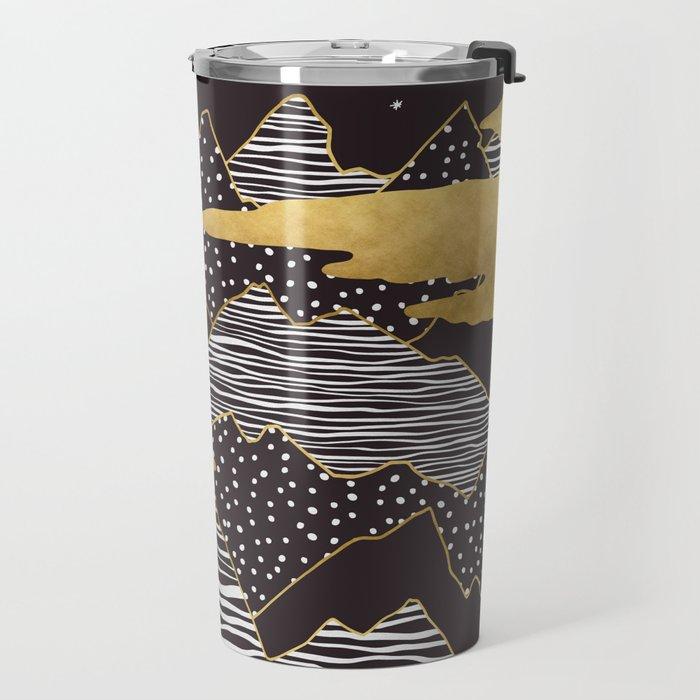 Starry Sky Travel Mug
