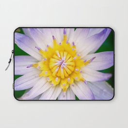 Flower photography by Hoover Tung Laptop Sleeve