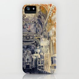 Opera de Paris iPhone Case