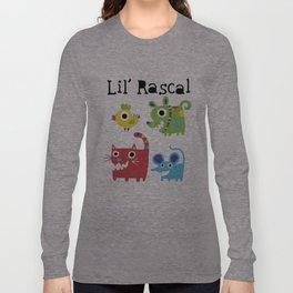 Lil' Rascal - Critters Long Sleeve T-shirt