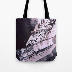Hail Mary Tote Bag
