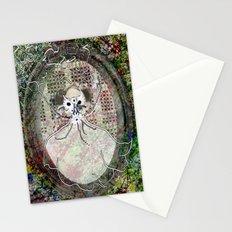 Gas Mask Mama Stationery Cards