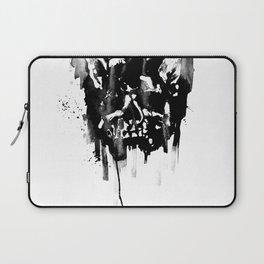 Dog skull Laptop Sleeve
