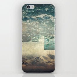 Oceans In The Sky iPhone Skin