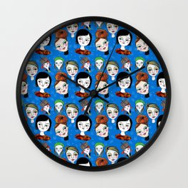 Listen up. Wall Clock