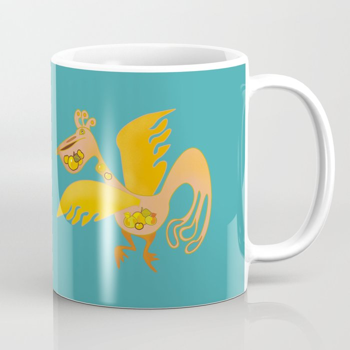 Apple Thief Coffee Mug