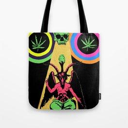 Baphomet Tote Bag