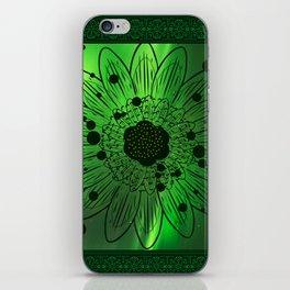 Flor de saturno !!! iPhone Skin