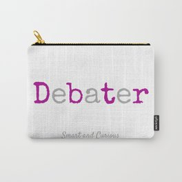 Master Debater Carry-All Pouch