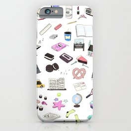 I Would Rather Just Hang Out With You iPhone Case