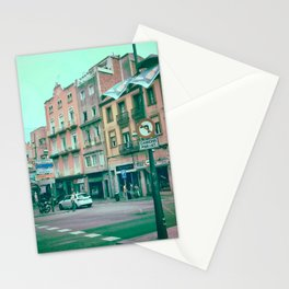 Facing Matter Stationery Cards