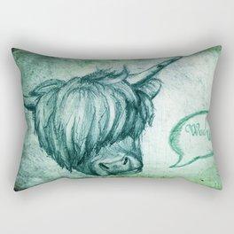 Wad Up Rectangular Pillow